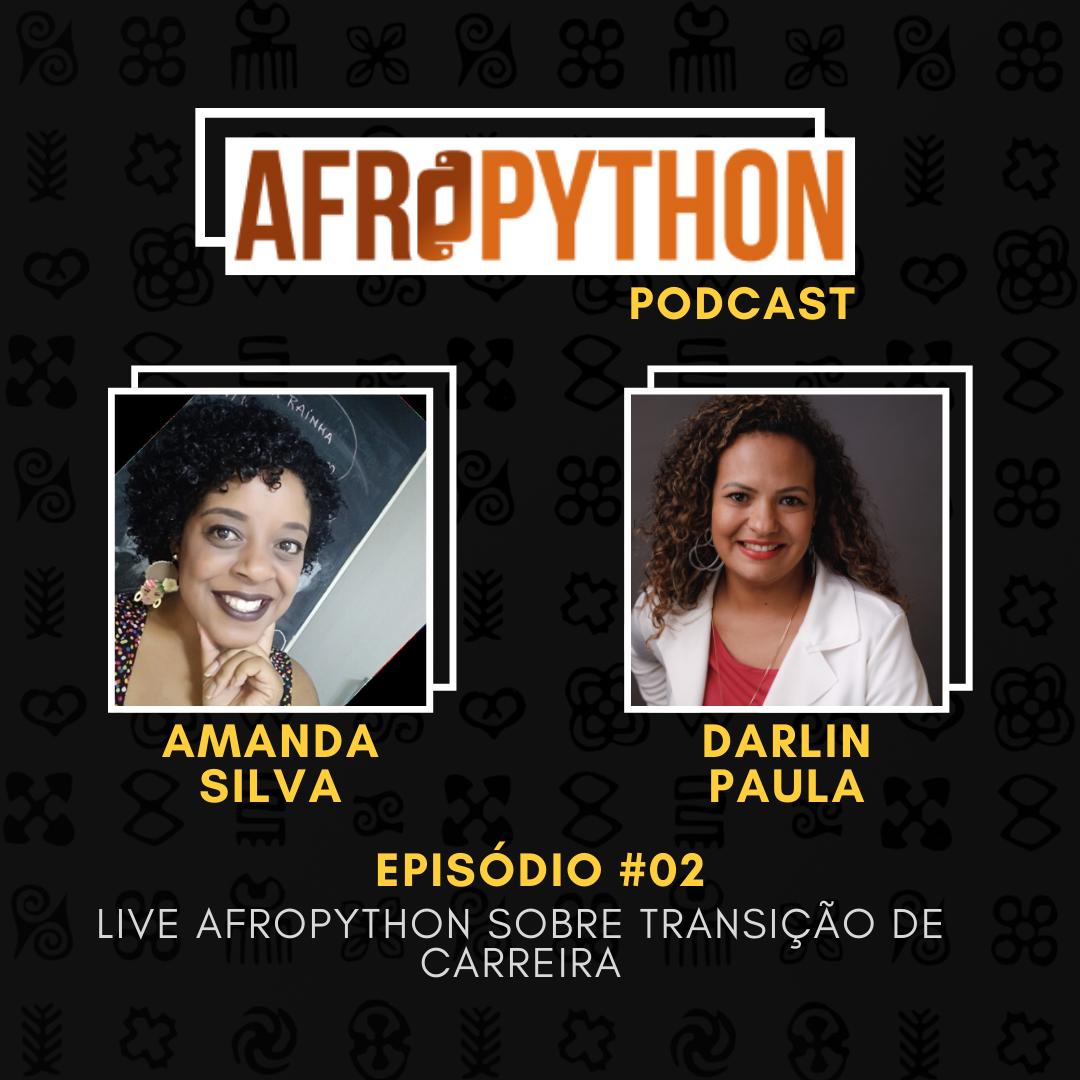 #LiveAfroPython | Codando Juntas | com Marylly Silva e Dani Monteiro