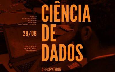 Afropython Ciência de Dados: O que é?