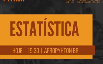AfroPython Imersão Ciência de Dados | Estatística